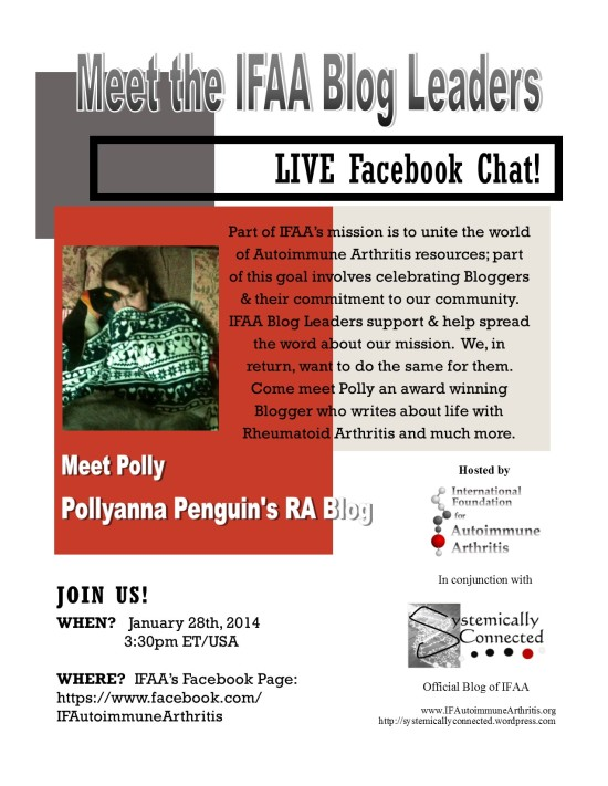 Polly Blog Leader Feature Template